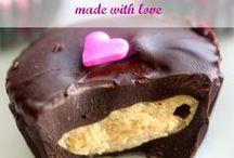 Valentines Day Desserts / Clean & Delicious Valentine's Sweets!