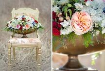 Flowers & Chairs