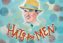 Hats for Men's / GM / Love to see men's with a Hat