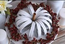 Holiday - Thanksgiving / #Thanksgiving crafts and recipe ideas.