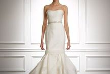 Fit and Flare Wedding Gowns / by Carolina Herrera