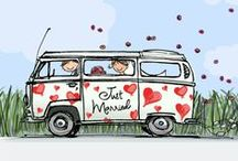 Wedding & Wedding Anniversary Cards / GM