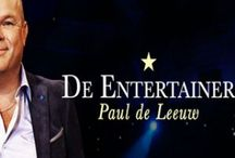 Paul de Leeuw-The Lion / GM / TV personality,Entertainer,Singer,Cabaret,Theatre,Presentation,      Writer,he write his personal cooking book,also he write books for children. Born 26 March 1962 Netherlands.                                                     For many years I'am a big fan from Paul.