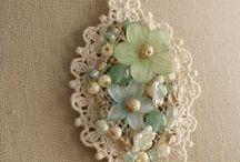 Jewelry - Fabric & Lace