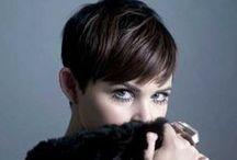 Pixie dust / pixie hair cuts / by Danina Kapetanovic-Bilaver