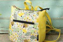 Passionate backpacks / Printed backpacks