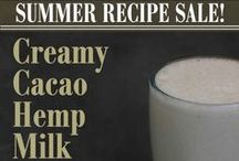 Summer Recipe Sales! / Mountain Rose Herbs is offering 25% off ingredients for your favorite summer recipes! / by Mountain Rose Herbs