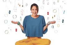 Color by Amber / Affordable eco-friendly lightweight jewelry