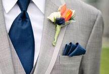 Wedding Groom & Groomsmen