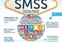 Social Media Strategies Summit / Speakers at #SMSsummit , February 9-11, 2016 / by Ana Lucia Novak