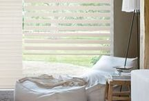 Keep it natural / In this board we give you lots of inspiration for window decoration in Natural colors. Roller blinds (regular, duo and 3D), Roman blinds, Drapery & curtain rods, shutters, wooden blinds, Venetian blinds, pleating curtains, honeycomb shades, panel curtains, vertical blinds, insect screens