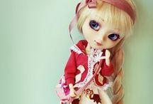 BJD + Pullip + Blythe / All cute things I love !