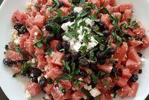 Salate | Salad / Gesunde Salate und tolle Salatideen und Rezepte für jede Jahreszeit. | Healthy salads and ideas for salad recipes for every season.