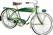 Bicycle love / Not only cool and green way to get around, but also beautiful piece of design and way of life.