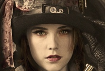 Steampunk / Steampunk Style In All Its Beauty.
