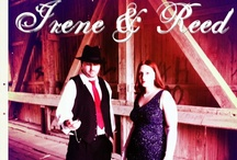Irene & Reed - (2009 -2012) / Indie Rock / Dark-Tinged Americana  |  Nashville, TN | 2009 - 2012. http://www.IreneandReed.com
