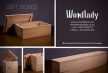 Woodlady - For the Home