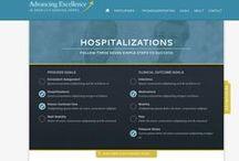 Colorado Foundation of Medical Care / Our design for CFMC