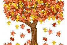 """Thema Herfst / Ideeën rondom het thema """"herfst"""" in de groepen 1 en 2"""