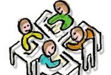 Onderwijs: Groepsvorming / Elk jaar maakt een (basisschool)groep alle fases van groepsvorming door. Het is belangrijk om deze fases te (her)kennen en erop in te spelen, zodat je het proces kunt ombuigen tot een positief groepsklimaat.