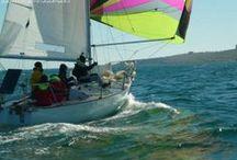 Barche a vela - Sailing boat