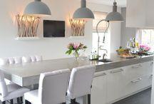 Home: Keuken / Inspiratie voor een nieuwe keuken