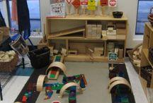 Kleuters: Bouwen en constructie / Ideeën voor de bouwhoek of het werken met constructiemateriaal in de groepen 1 en 2