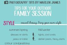 Family photography / Posing and styling for family photography sessions.