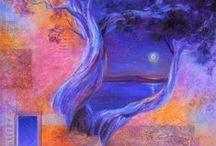 Gemälde / Es geht um Gemälde, die mir sehr gefallen und, die ich zum Teil weiter teilen möchte