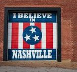 Nashville Vision Board / Hopes, Dreams, Empire Builders and Inspirations...