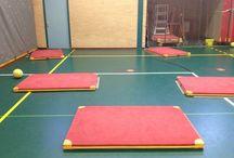 Onderwijs: Gymlessen / Ideeën voor gymlessen op de basisschool