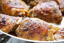 Chicken and turkey / Chicken