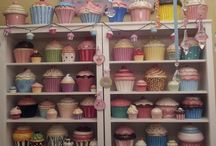 All Things Cupcake / Everything cupcake related. Home decore, cupcake ideas, recipes.
