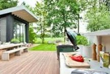 WWOO Outdoor Kitchen / WWOO is a Dutch designed trendy, yet timeless, concrete outdoor kitchen which can be completely customized!