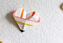 Project Ideas: Paper Crafts / Various fun projects using an everyday material