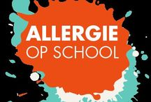 Allergische kinderen op school / Er komen steeds meer kinderen op de basisschool die te maken hebben met één of meerdere allergieën. Op dit bord vind je informatie en tips hoe hier mee om te gaan.