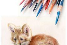 Art in pencil