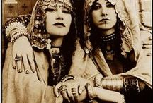 Free Spirts-Gypsy-Bohemian / To all the free spirits, artists, musicians, writers, poets, dreamers & creative souls