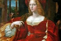 Raffaello Sanzio da Urbino / Raffaello Sanzio da Urbino- April 6 or March 28, 1483 – April 6, 1520),known as Raphael, was an Italian painter and architect of the High Renaissance. His work is admired for its clarity of form, ease of composition, and visual achievement of the Neoplatonic ideal of human grandeur. Together with Michelangelo and Leonardo da Vinci, he forms the traditional trinity of great masters of that period