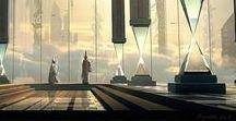 Sci-fi City references