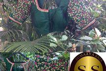 Sandhya's Sumaaya saja / Work done in sumaaya saja designer house located in Nelamangala, Bangalore