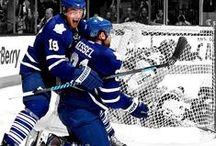 Toronto Maple Leafs.... / by Darlene Kersey