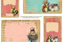 Free printables / by Leanne Valentyn