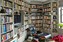 Shelves & Reading Nooks
