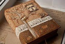 Handmade Journals  / Handcrafted