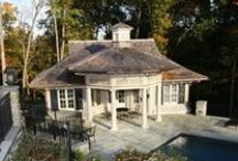 Pool Houses / A collection of pool house designs