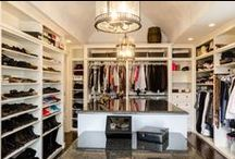 Closets / New and Renovated Closet Designs by Daniel Contelmo Architects.