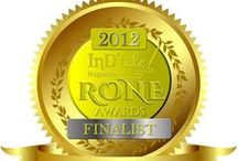 2013 RONE Award Winners / Spotlighting the very best and rewarding excellence in the 2012 Indie and Small Publishing Industry