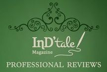 InD'tale Magazine Book Review Ratings & Guidelines / Rating and guidelines for reviews.