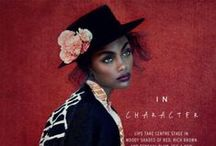 Fashion/ Editorial Commercial Covers Campaigns / From inspiring editorials to graphic covers. / by Lisa Bernson